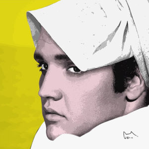 art elvis presley