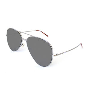 sunglasses silver side