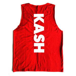 tank top kash red