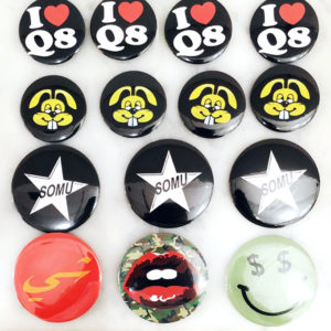 badge pins thouq