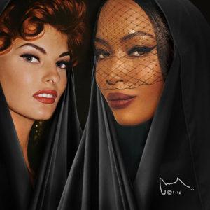 linda and naomi 70x70
