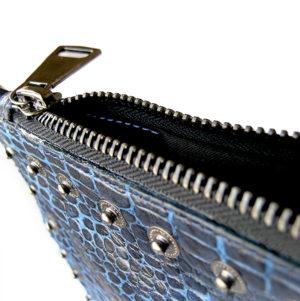 bag pouch blue