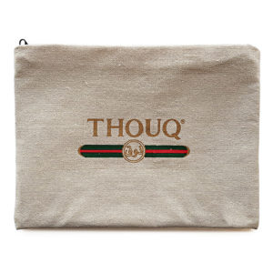 pouch vintage thouq