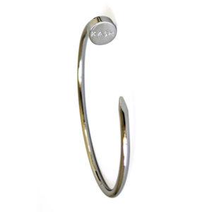 bracelet nail silver