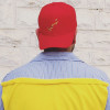 cap shay red