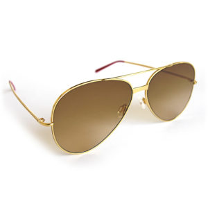 sunglasses brown side