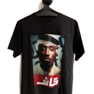 tshirt tupac by kash