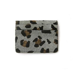 wallet leo gray
