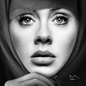 adele artwork