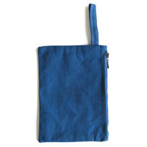 pouch supreme blue