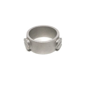 steel love ring