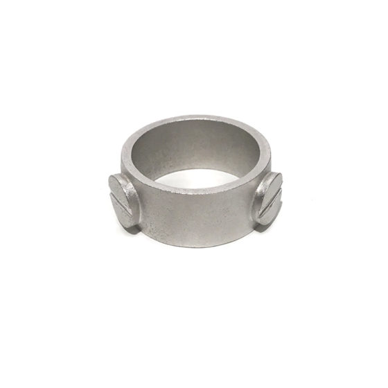 steel love ring