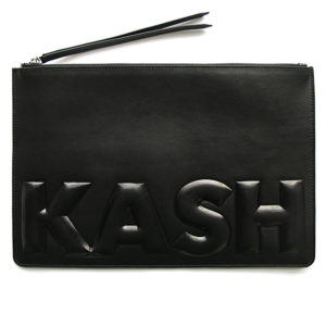 kash pouch embossed