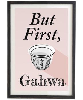 poster gahwa fenjal