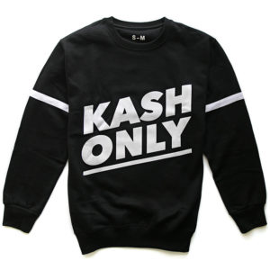 sweater kash only