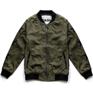 jacket green lamborghini