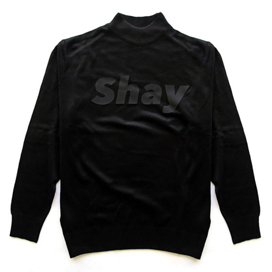 sweater shay black