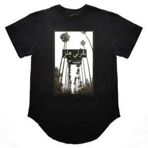 T-shirt beverly hills black
