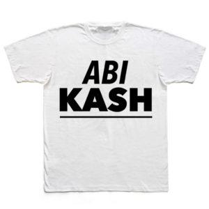 t-shirt abi kash
