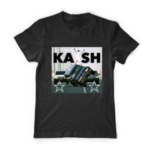 t-shirt kash car