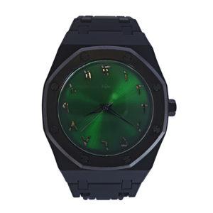 watch eight green