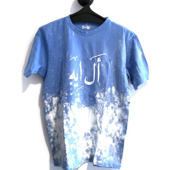 t-shirt la blue